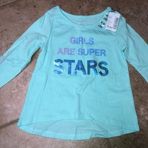 Infant long sleeve t shirt